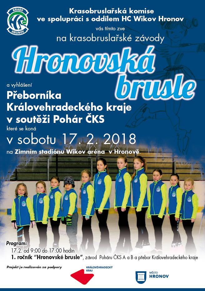 Přeborník Královehradeckého kraje 2018 v soutěži Pohár ČKS