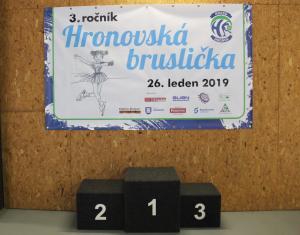 3. ročník Hronovské brusličky