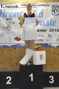 juniorky A-Gajdosova Olusa-TJ Kraso Nachod